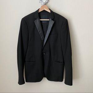 Zara Man black blazer Jacket size 40